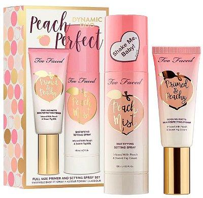 Peach Perfect Dynamic Duo - Peaches and Cream Collection - Edição Limitada