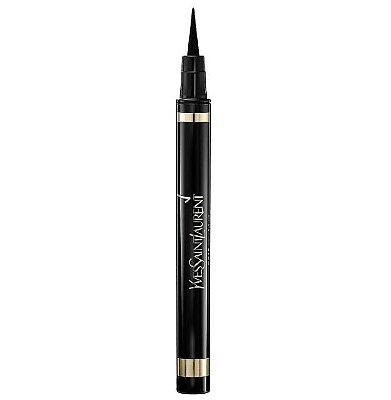 Yves Saint Laurent Eyeliner Effet Faux Cils Shocking - Bold Felt-Tip Eyeliner Pen