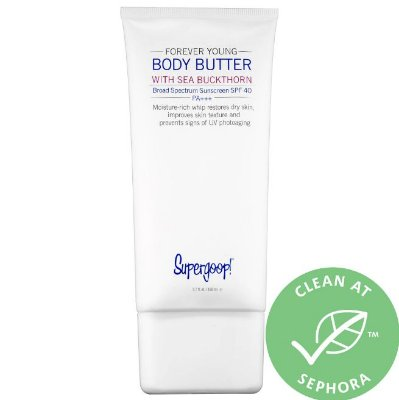 Supergoop! Forever Young Body Butter with Sea Buckthorn SPF 40 PA+++