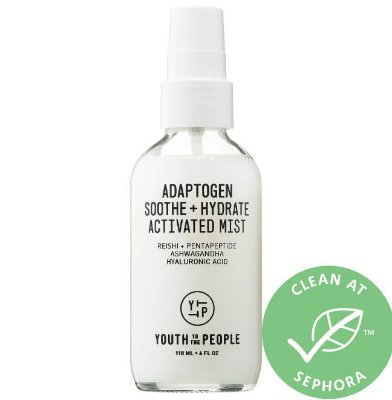 Youth To The People Adaptogen Soothe + Hydrate Activated Mist with Reishi + Ashwagandha