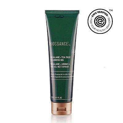 Biossance Squalane + Tea Tree Cleasing Gel
