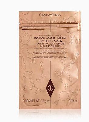 Charlotte Tilbury Revolutionary Instant Magic Facial Dry Sheet Mask Single Mask