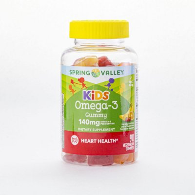 Spring Valley Kid's Omega-3 Dietary Supplement
