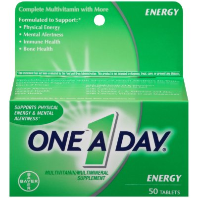 One A Day Energy