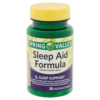 Spring Valley Sleep Aid Formula