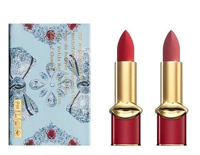 Pat McGrath Obsessive Opulence Mattetrance Lipstick Duo