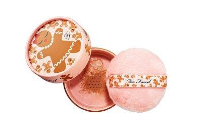 Too Faced Gingerbread Sugar Kissable Body Shimmer Edição Limitada