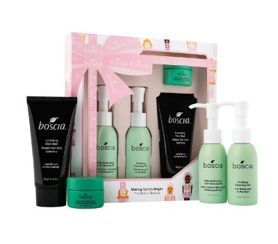 Boscia Making Spirits Bright: The Best of boscia Kit Edição Limitada