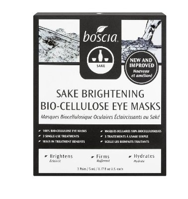 Boscia Sake Brightening Bio-Cellulose Eye Masks