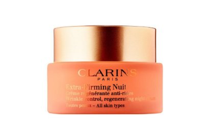 Clarins Extra-Firming Wrinkle Control Regenerating Night Cream