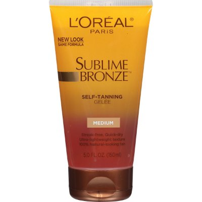 L'Oreal Paris Sublime Bronze Self-Tanning Gelee