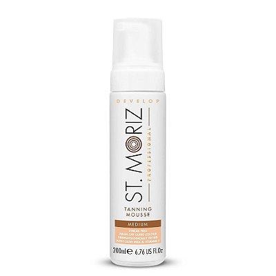 St Moriz Professional Tanning Mousse Medium
