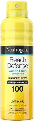Neutrogena Beach Defense Body Spray  SPF 100