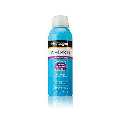 Neutrogena Wet Skin Sunblock Spray SPF 85+