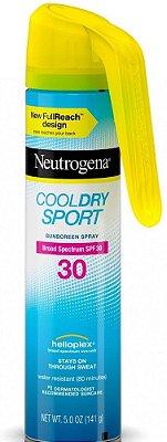 Neutrogena Cool Dry Sport Full Reach Sunscreen Spray - SPF 30