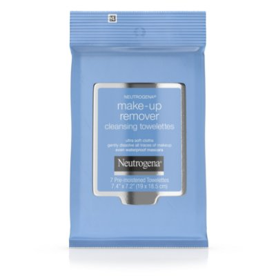 Neutrogena Makeup Remover Wipes - Travel Pack