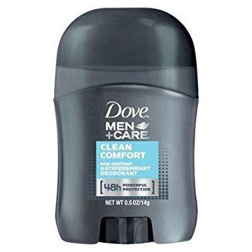 Dove Men+Care Clean Comfort Antiperspirant Deodorant Stick