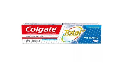 Colgate Total Whitening Paste Toothpaste Travel