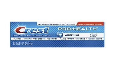 Crest Pro-Health Whitening Gel Toothpaste