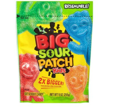 Sour Patch Big Kids Soft & Chewy Candy