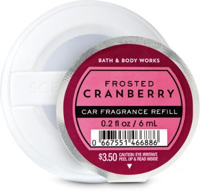 Frosted Cranberry Scentportable Fragrance Refill