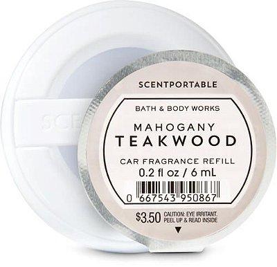 Mahogany Teakwood Scentportable Fragrance Refill