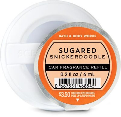 Sugared Snickerdoodle Scentportable Fragrance Refill