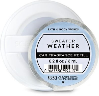 Sweater Weather Scentportable Fragrance Refill