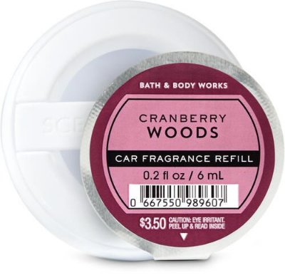 Cranberry Woods Scentportable Fragrance Refill
