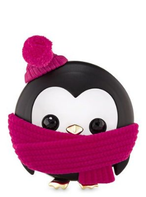 Penguin Pal Visor Clip Scentportable Holder