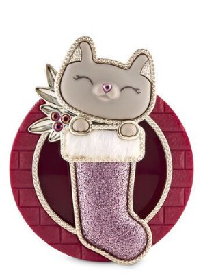 Cat Stocking Visor Clip  Scentportable Holder