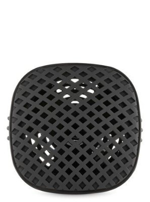 Black Grid Vent Clip   Scentportable Holder