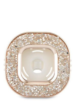 Glitter Square Vent Clip   Scentportable Holder