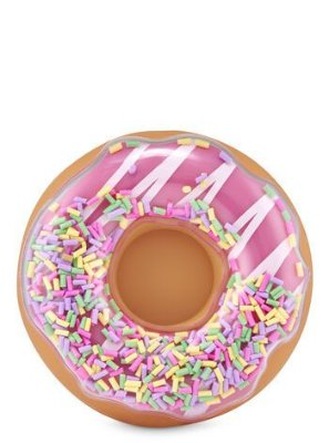 Donut With Sprinkles Visor Clip   Scentportable Holder