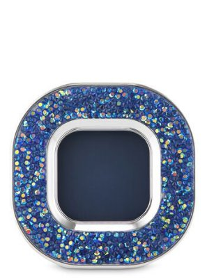 Iridescent Glitter Bevel Visor  Scentportable Holder