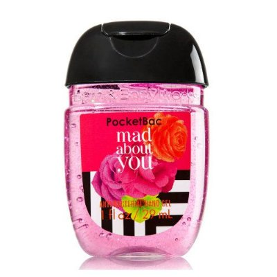 Mad About You Pocketbac Anti-Bacterial Hand Gel