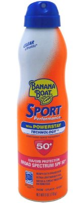 Banana Boat Sport Performance SPF 50+