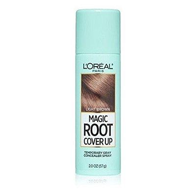 L'Oreal Paris, Magic Root Cover Up - Light Brown