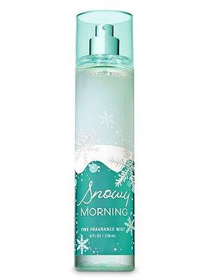 Snowy Morning Fine Fragrance Mist