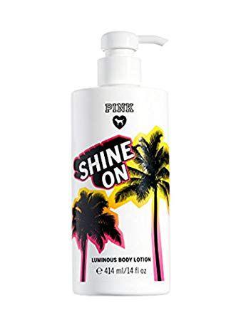 Victoria's Secret PINK Shine On Luminous Body Lotion