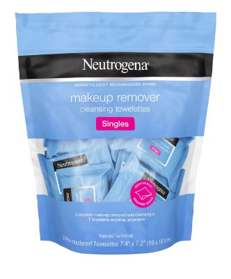 Neutrogena Makeup Remover Facial Cleansing Wipe Singled