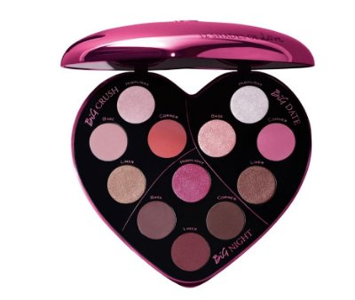 Lancôme Monsieur Big Heart-Shaped Eyeshadow Palette - Ediçao Limitada