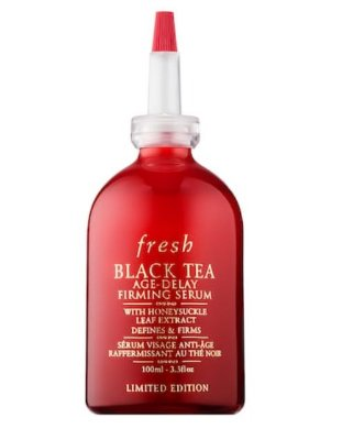Fresh Black Tea Age-Delay Firming Serum - Edição Limitada
