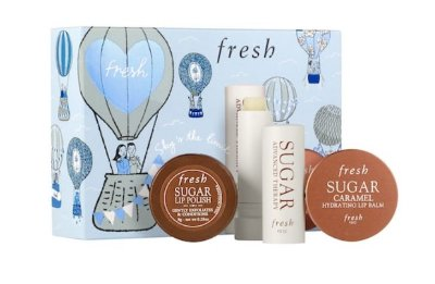 Fresh Sugar On-the-Go Lip Kit Gift Set - Edição Limitada