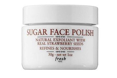 Fresh Sugar Face Polish Exfoliator Mini