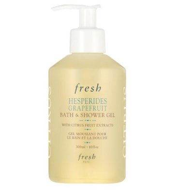 Fresh Hesperides Grapefruit Bath Shower Gel