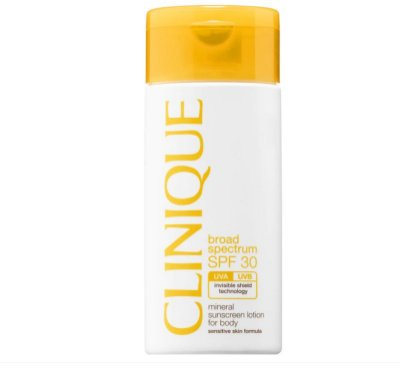 Clinique Broad Spectrum SPF 30 Mineral Sunscreen Lotion for Body