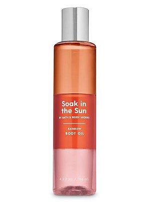 Soak In The Sun - Peach Sunset Body Oil