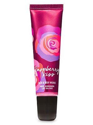 Raspberry Kiss Shimmer Lip Gloss