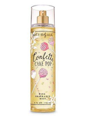 Confetti Cake Pop Fine Fragrance Mist